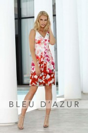 BLUE D AZUR Venise Dress