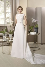 Cabotine Wedding Dress 2017 Andrómeda
