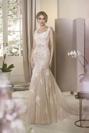 Cabotine Wedding Dress 2017 Cosmos