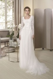 Cabotine Wedding Dress 2017 Fucsia