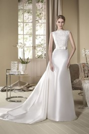 Cabotine Wedding Dress 2017 Genciana