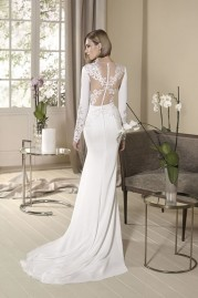 Cabotine Wedding Dress 2017 Glicinia