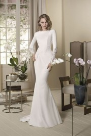 Cabotine Wedding Dress 2017 Peonia