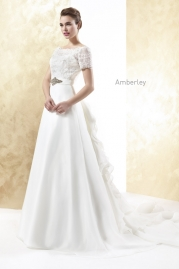 Cabotine Wedding Dress AMBERLEY