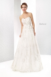 Cabotine Wedding Dress BELFORD