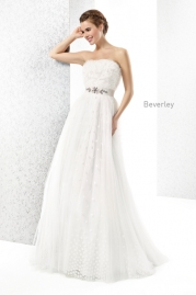 Cabotine Wedding Dress BEVERLEY
