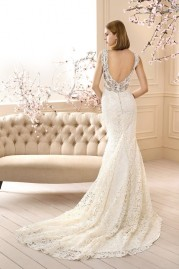 Cabotine Wedding Dress Barcares