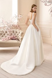 Cabotine Wedding Dress Blanes
