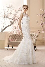 Cabotine Wedding Dress Budoni