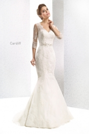 Cabotine Wedding Dress CARDIFF
