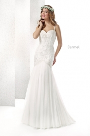 Cabotine Wedding Dress CARMEL
