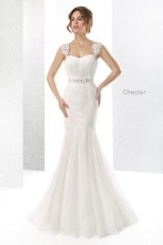 Cabotine Wedding Dress CHESTER