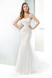 Cabotine Wedding Dress CLARE