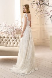 Cabotine Wedding Dress Calvi