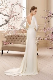 Cabotine Wedding Dress Capri
