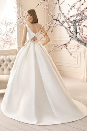 Cabotine Wedding Dress Medes
