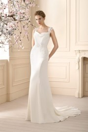 Cabotine Wedding Dress Montecarlo