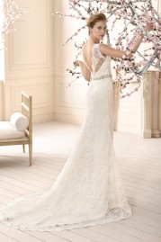 Cabotine Wedding Dress Orosei