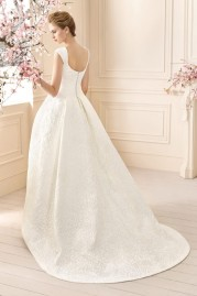 Cabotine Wedding Dress Pegli