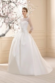 Cabotine Wedding Dress Prai