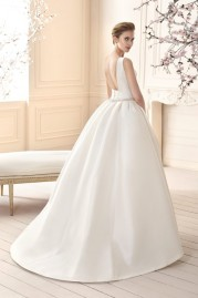 Cabotine Wedding Dress Salines
