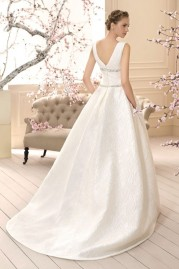 Cabotine Wedding Dress Talaia