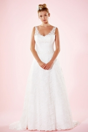 Charlotte Balbier Bridal Gown Aliona