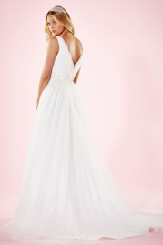 Charlotte Balbier Bridal Gown Amba Back