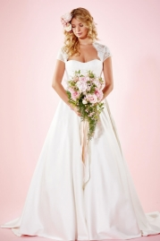 Charlotte Balbier Bridal Gown Camille