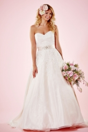 Charlotte Balbier Bridal Gown Heather
