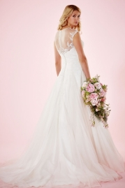 Charlotte Balbier Bridal Gown Lainey Back