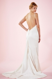 Charlotte Balbier Bridal Gown Lola Back
