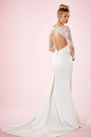Charlotte Balbier Bridal Gown Loveday Back