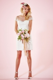 Charlotte Balbier Bridal Gown Lydia Short
