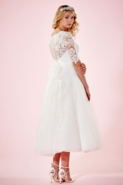 Charlotte Balbier Bridal Gown Marie Back