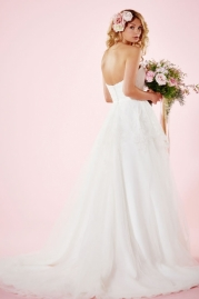 Charlotte Balbier Bridal Gown Melissa Back