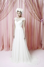Charlotte Balbier Wedding Dress LILLY MAY