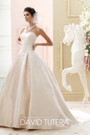 David Tutera Wedding Dress 215260