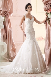 David Tutera Wedding Dress 215261