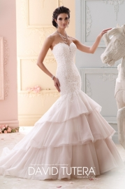 David Tutera Wedding Dress 215262