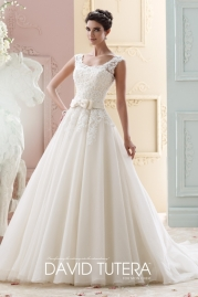 David Tutera Wedding Dress 215263