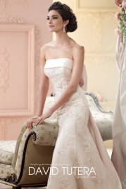 David Tutera Wedding Dress 215264