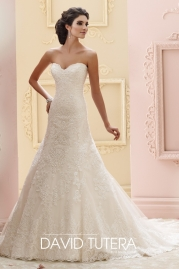 David Tutera Wedding Dress 215265