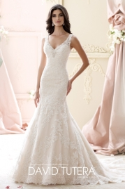 David Tutera Wedding Dress 215266