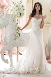 David Tutera Wedding Dress 215267