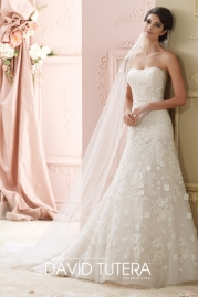 David Tutera Wedding Dress 215268