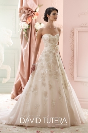 David Tutera Wedding Dress 215269