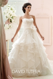 David Tutera Wedding Dress 215270
