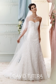 David Tutera Wedding Dress 215271