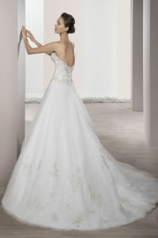 Demetrios Bridal 2017 Wedding Dress 659